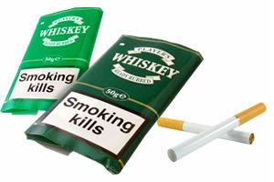 Tabak Verpackungen
