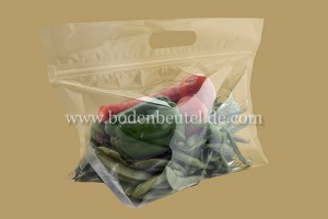 Kleine Gemüsetaschen