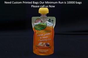 Speiseöl Verpackung